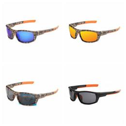 f8cfe43cc0 ... Gafas de sol polarizadas Conducción Senderismo Gafas de sol Gafas al  aire libre Clásico Película Retro Gafas de camuflaje Bloqueador solar para  niños ...