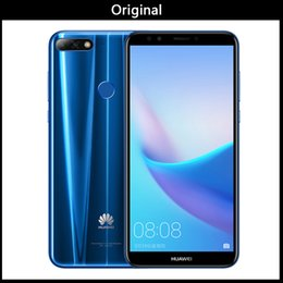 32 Camera Australia - Original Global Rom 5.99'' Huawei Enjoy 8 Dual Rear Camera Android 8.0 Octa Core Mobile Phone Snapdragon 430 3GB 4GB RAM 32