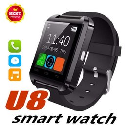 camera 5s UK - U8 Bluetooth Smart Watch For IOS IPhone IPhone 4 5S 6 Samsung S4 Note 3 HTC Android  Windows Mate Smart Wrist Touch Watches