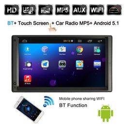 $enCountryForm.capitalKeyWord Australia - 2 Din Android 5.1 Car Radio Player with GPS Navigation 7 inch HD Touch Screen Multimedia Car Entertainment with BT WIFI AM FM