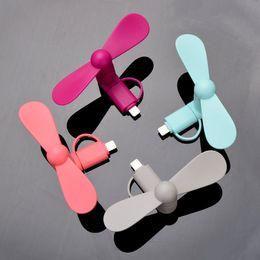 Venda quente Portátil Mini USB Fan por Smartphone Telefone Celular Android Fan Android Cooler Novidade Jogos Melhores presentes brinquedos K362