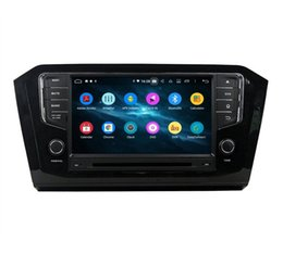 "vw passat gps radio android UK - DSP Android 9.0 Octa Core 8"" Car DVD GPS for VW Volkswagen Passat 2015 2016 Radio 4GB RAM Bluetooth 4.2 WIFI USB 32GB"