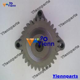 Oil Equipment Australia - 3TN84 3TN84E-RDWS 3TNA84 3D84-2 Oil Pump for Yanmar Agricultural Equipment (SK) CA355 (SK) CA35EX Combine