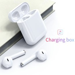 $enCountryForm.capitalKeyWord Australia - 2019 Hot sale Double ear Bluetooth Earphone Headset as SuperCopy AirPods works Touch, Voice Control,Light induction, hight quality 10118