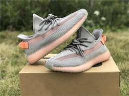 $enCountryForm.capitalKeyWord Canada - 2019 Hottest Authentic 350S V2 True Form EG749 Kanye West Athletic Shoes For Men Women Clay EG7490 Hyperspace EG7491 Sneakers With Box