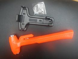 Auto Emergency Tools Australia - Car Safety Hammer Emergency Escape Tool Auto Car Window Glass Hammer Breaker and Seat Belt Cutter