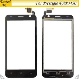 Prestigio Glass Australia - Touch Screen Tested Working For Prestigio PAP3450 PAP 3450 Touchscreen Digitizer Front Glass Lens Replacement