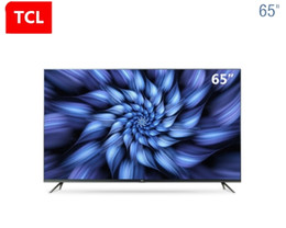 TCL 65-inch artificial intelligence TV HDR full ecological ultra hd 4K+30 core high-performance ultra-thin TV free shipping.