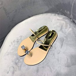 thick base shoes women Canada - 2018 NEW BRAND WOmen Summer designer Fashion Beach shoes,Flip-flops jelly Casual sandals,Thick base slippers,bowknot,Rivets, Beach Shoes