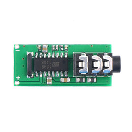 Small FM Module 1.8V-3.6V Stereo Radio 76-108MHz MCU Broadcast Signal Reception