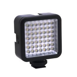 LED Taschen auf Kamera Mini-LED-Videoleuchte Fotografie Licht für Gopro DJI Osmo Tasche Nikon Sony DSLR-Kameras Smart Phones Blitzlampe im Angebot