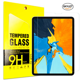 ipad pro box 2019 - Tablet Glass For iPad Pro 9.7inch 2018 Samsung T585 T385 Screen Protector Tempered Glass Anti-Scracth Protector Film for