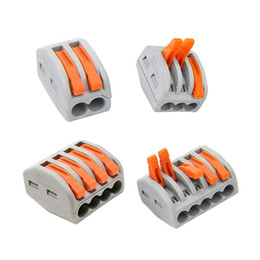 $enCountryForm.capitalKeyWord Australia - Compact Wire Connectors, PCT-212 213 214 215 Lever-Nut Assortment Pack, Assortment Conductors, Terminal Block Wire Push Cable Connector