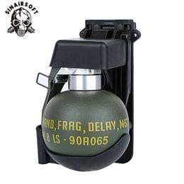 Airsoft M67 Splittergranate Dummy Modell Molle-System Bb-Beutel aus Kunststoff Tactical Military Kostüm Wargame Paintball Zubehör Kugel im Angebot