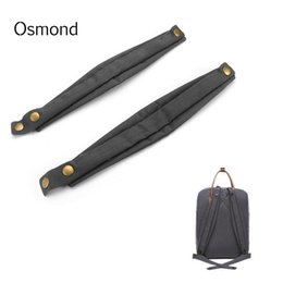 $enCountryForm.capitalKeyWord NZ - strap Osmond Backpacks Strap Classic Middle Size Shoulder Pads for Classic Medium Size Backpack Black Gray Bag Accessories