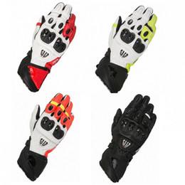 $enCountryForm.capitalKeyWord Australia - 2019 New 4 Colors 100% Genuine Leather GP PRO R2 Motorcycle Long Gloves Racing Driving Motorbike Original GP PRO Cowhide Gloves