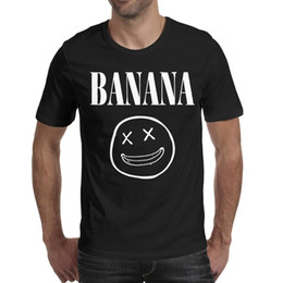 $enCountryForm.capitalKeyWord Australia - Rock band star Nirvana 2019 Summer Designer T Shirt For Men vintage slim fit shirts