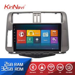 $enCountryForm.capitalKeyWord Australia - Kirinavi android Car Radio for Toyota Prado 2010-2013 9inch HD Touch screen 2 Din auto audio dvd player multimedia system CD MP3