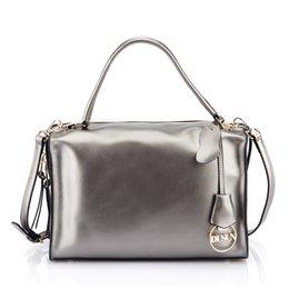 $enCountryForm.capitalKeyWord Canada - Brand Design New Genuine Leather Women Bag Vintage Handbag Womens Messenger Bag Tote Bags Crossbody Casual Shoulder Bag Handbag