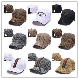 Venta al por mayor de 2019 de alta calidad más nuevos hombres y mujeres de hueso sombreros deporte al aire libre tocado estilo europeo diseñador sombrero para el sol marca gorras casquette gorras