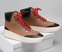 $enCountryForm.capitalKeyWord Australia - 2019 New Arrival Fear God 1 Mens Basketball Shoes FOG Boots Light Bone Black Sail Man Sports Zoom Sneakers free shipping