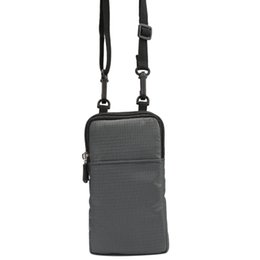 Iphone belt loop pouch online shopping - Outdoor Sports Zipper Mobile Phone Waist Bag inch for iphone for Samsung for xiaomi huawei Hook Loop Holster Pouch Belt