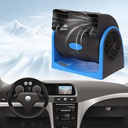 $enCountryForm.capitalKeyWord Australia - 12V 24V car Cooling Air Fan Electric Car Fan Speed Adjustable Silent Cooler Vent Fans High Velocity Blower Safe Without Leaf