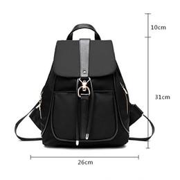 $enCountryForm.capitalKeyWord Australia - Designer-Women PU Packages Shoulder Bag Waterproof Nylon Backpack Fashion Handbags Casual Diagonal Lady Cross Body New Female Package