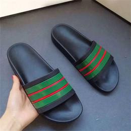 $enCountryForm.capitalKeyWord Australia - De Designer Rubber Slipper Sandals Slipper Socks With Grippers For Women Men Bedroom Slipper Slides Shoes With Box Size:35-45