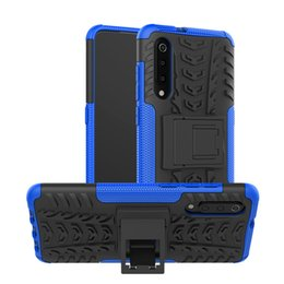 $enCountryForm.capitalKeyWord UK - New Arrival Hybrid Kickstand Rugged Rubber Armor TPU+PC 2 in 1 Back Phone Case For Xiaomi MI 9 For Redmi Note 7