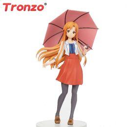 $enCountryForm.capitalKeyWord Australia - Taito Original Action Figure Sword Art Online Alicization Asuna Shifuku Ver PVC Action Figure Model Anime SAO Doll Toys