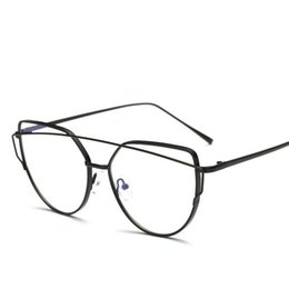 0796b10e721 Black Frames Australia - Black Golden Polygon Metal Frame Eyeglasses Clear  Lens Fake Glasses Oversized Spectacle