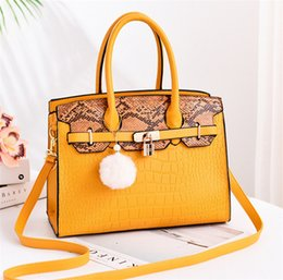 Wholesale print artists online – design 2020 Hot Sale Original Handbags Hot Sale Luxury Leather Bags Fashion Women Alfa Artist Handbags