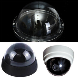Venta al por mayor de CKC 4 pulgadas de interior CCTV Reemplazo de acrílico cubierta transparente Cámaras de vigilancia Seguridad Dome Protector Vivienda caso transparente