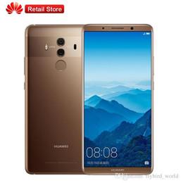 "Discount huawei google phone - International Firmware HuaWei Mate 10 Pro 4G LTE Cell Phone Kirin 970 Android 8.0 6.0"" 2160*1080 6GB RAM 128GB ROM"