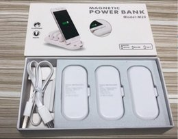 Store cableS online shopping - Portable Charger m20 magnetic Power Bank charging station charging packs Easy to Carry in Pocket Stores mAh Power in Each Pack