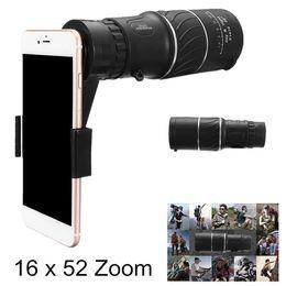 $enCountryForm.capitalKeyWord Australia - Lens Monocular Telescope Zoom Scope Camera 16x52 for iphone X S9 Note 8
