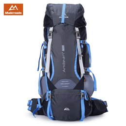 Water Resistant Nylon Bag Australia - Maleroads 70L Outdoor Bags Sports Backpack Hiking Camping Traveling Water Resistant Nylon Bike Rucksack Bag #377379