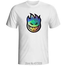 Discount t shirt jersey design - Youth Ripper Spitfire T Shirts men Zombie design Spitfire wheels T-Shirt Camiseta Masculina jersey skateboards skull Tee