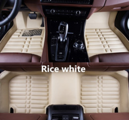 $enCountryForm.capitalKeyWord Australia - Applicable to Kia Sportage 2009-2013 car floor mat front and rear pad accessories non-slip waterproof leather carpet car mat