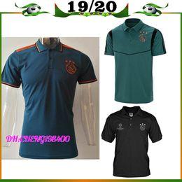 $enCountryForm.capitalKeyWord Australia - 2019 2020 ajax soccer jerseys Polo shirts 19 20 ajax FC DE JONG TADIC ZIYECH NERES VAN DE BEEK Polo Short sleeve Sport training shirt