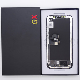 Wholesale GX OLED Display for iPhone X LCD Screen Panel Digitizer Assembly Replacement