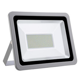 Stadium flood light online shopping - US Stock W Stadium Flood Lights K Cold White IP65 Waterproof V LED Floodlight Outdoor Security Lighting