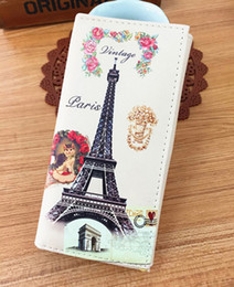 Ladies Wallet Patterns Australia - Lady Purses Bags Women Wallets Handbags Soft Pu Leather Tower Pattern Clutch Coin Purse Phone Moneybag Casual Woman Wallet Burse