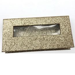 Shimmer Cílios Caixa 3D Cílios Vison Caixas Falsas Caixas De Embalagem Falsa Cílios Vazios Caixa de Ferramentas Cosméticas RRA1293 venda por atacado