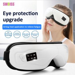 $enCountryForm.capitalKeyWord NZ - Pressure Eye Massager Electric Folding Wireless Charging Eye Care Cover Sleep Caregiver Fatigue Recovery Heat Eye Mask