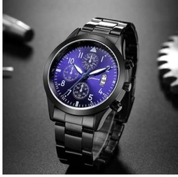 $enCountryForm.capitalKeyWord Australia - Relojes Hombre Watch Men Fashion Sport Quartz Clock Mens Watches Top Brand Luxury Business Waterproof Watch Relogio Masculino #D