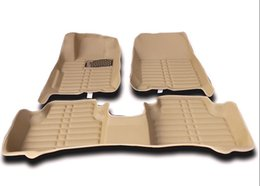 $enCountryForm.capitalKeyWord UK - For Ford Fiesta 2009-2016 Car Floor Mats Front & Rear Liner Accessories Non-slip waterproof leather Carpets Auto Luxury sedan Pads