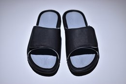 Wholesale Designer Slippers Sandals New Women Men Rubber Black White Red Grey Blue Slippers Online For Sale With Box