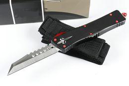 $enCountryForm.capitalKeyWord Australia - China knife pocket AUTO knives 7cr17mov blade CNC Make EDC outdoor camping tactical knife Aluminum Alloy handle High-end exquisite